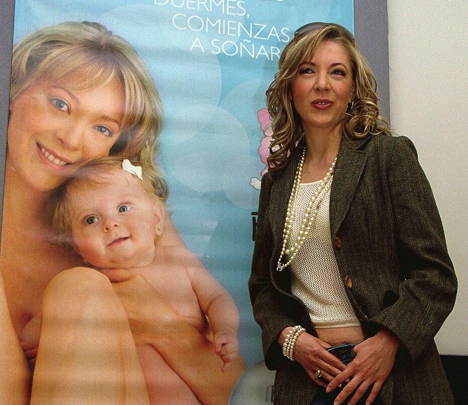 González se casó en el 2010 con el abogado Lorenzo Lazo. (GFR Media)