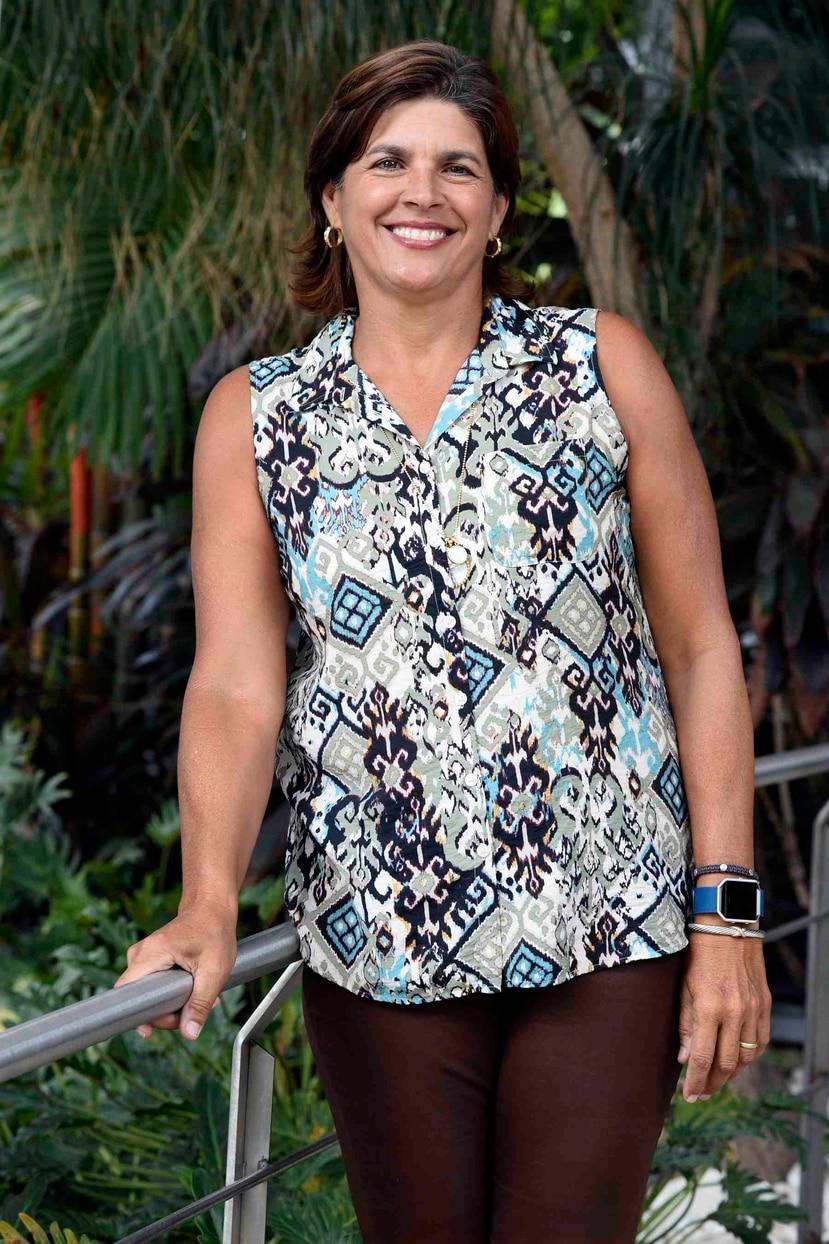 Gigi Fernández está en el centro de otra polémica, esta vez con la congresista Nydia Velázquez. (GFR/Media)