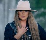 """Olga Tañón lanza """"Senderos de Amor"""", un disco con influencias mexicanas"""