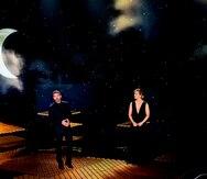 Antonio Banderas y María Casado fueron los anfitriones de la gala de los Premios Goya 2021.