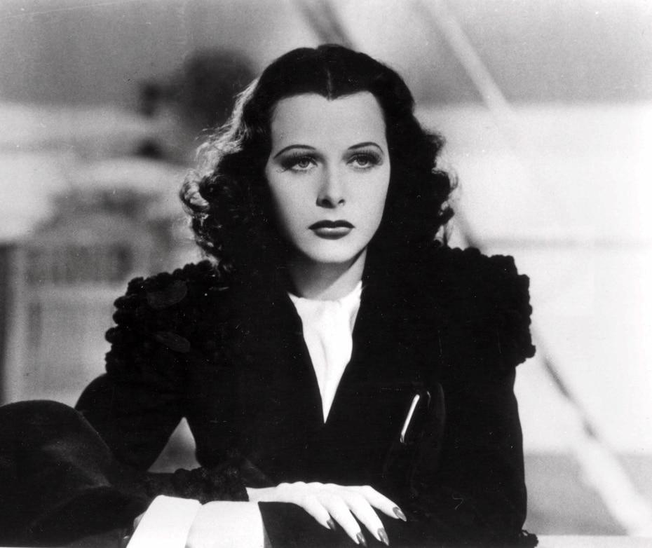 Tecnología de transmisión sin cables. Hedy Lamarr inventó un sistema de comunicaciones secretas durante la Segunda Guerra Mundial que fue la base fundante de lo que hoy conocemos como Wi-Fi o GPS.  (Foto de archivo/Fuente: La Nación/GDA)