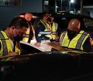 Monitor de la Policía advierte que bloqueos para ver uso de mascarillas en autos serían inconstitucionales