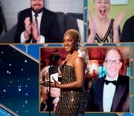 Errores técnicos y controversias empañaron los Golden Globe