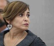 La secretaria de la Gobernación, Zoé Laboy. (GFR Media)