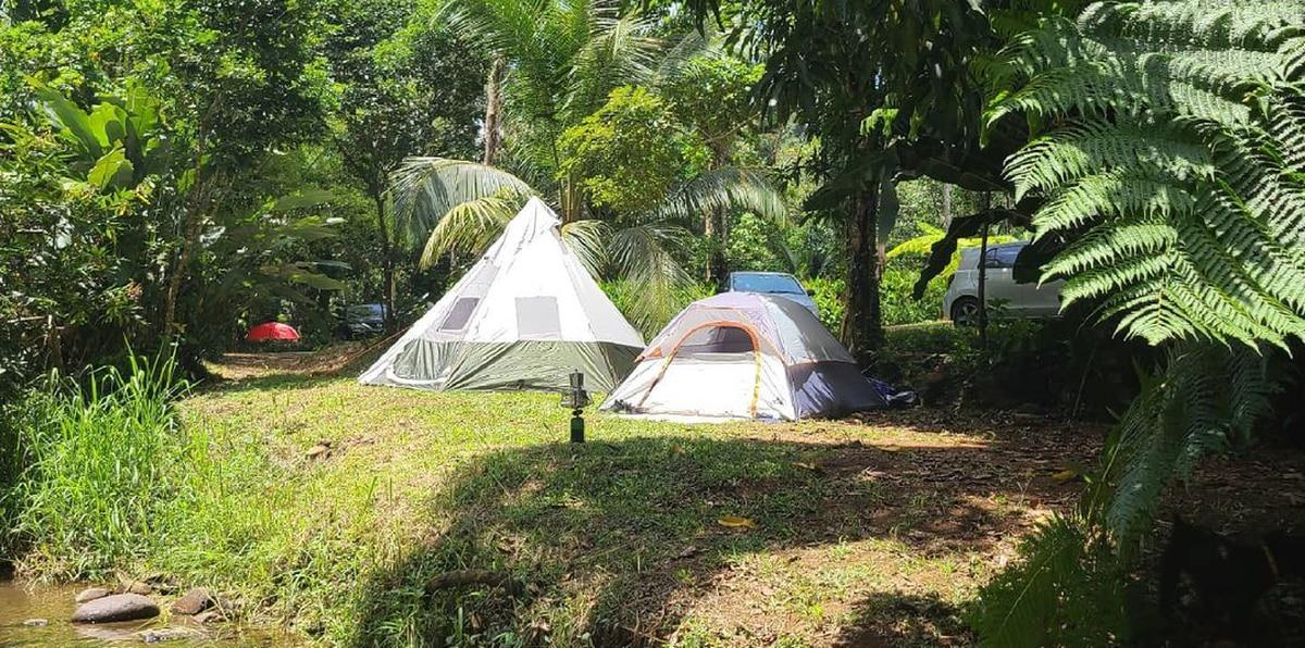 5 lugares para acampar en Puerto Rico cerca del mar o ríos