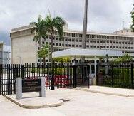 Fachada del Tribunal Federal, en Hato Rey. (GFR Media)