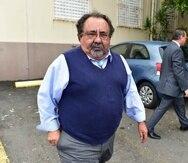 El presidente del Comité de Recursos Naturales de la Cámara baja, el demócrata Raúl Grijalva.