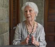 Vilma Pérez Blanco, un legado de armonía y sensibilidad ambiental