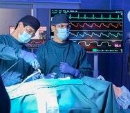 "Imagen de una escena de ""The Good Doctor"", de ABC. (AP)"