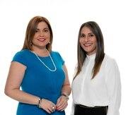 Jescel Rolón y Marivel Ortiz, presidenta y vicepresidenta de la Asociaón de Relacionistas Profesionales. (Archivo )