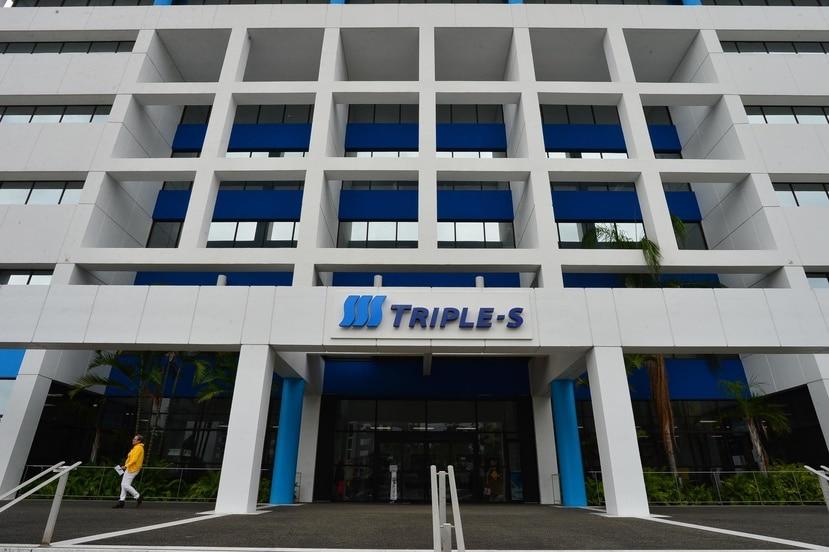 Triple-S offices. (GFR Media)