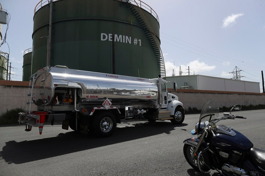 Mercado le solicitó al gobernador Pedro Pierluisi que activara a la Guardia Nacional para asegurar el transporte y entrega de combustible y, así, evitar una situación de emergencia.
