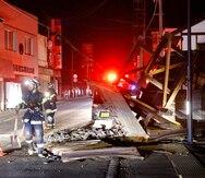 Sismo de magnitud 7.3 sacude costa del noreste de Japón