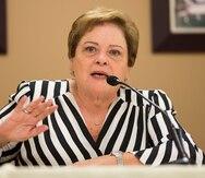 La junta de la Asociación de Maestros le pedirá a Aida Díaz que reconsidere su renuncia