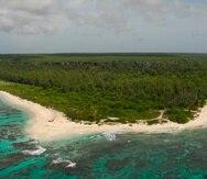 Según el DRNA, en la isla hay suministros para más de un mes. (GFR Media)