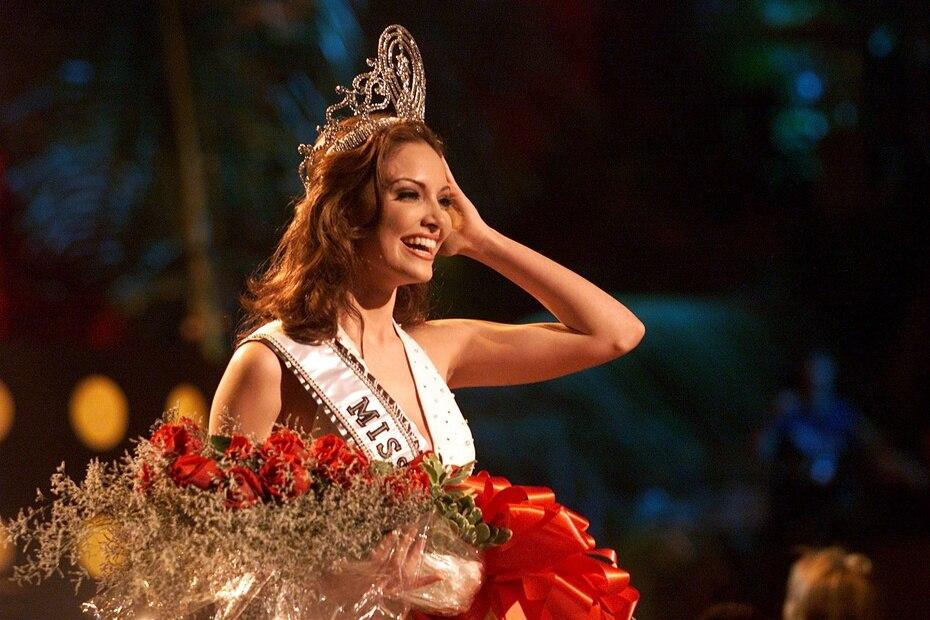 Denise Quiñones se convirtió en Miss Universe un 11 de mayo de 2011 en el Coliseo Rubén Rodríguez, en Bayamón.
