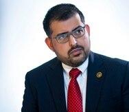 El expresidente de la CEE, Juan Ernesto Dávila.
