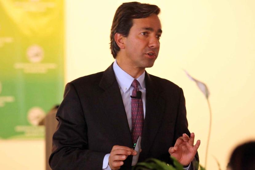 El exgobernador Luis Fortuño. (GFR Media)