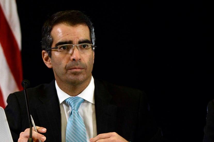Carlos García es uno de los miembros de la Junta. (Archivo GFR Media)