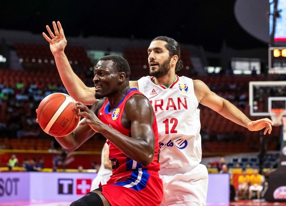 La Selección Nacional superó a Irán tras perder por 18 puntos la primera mitad.