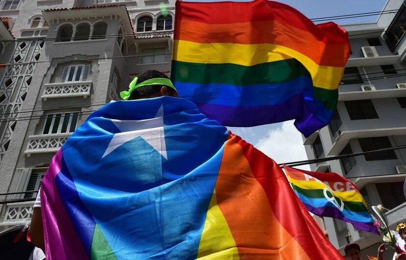 Celebran la Marcha de Orgullo LGBTTIQ