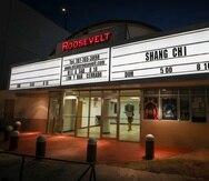 Último día en funciones del emblemático Cine Roosevelt.
