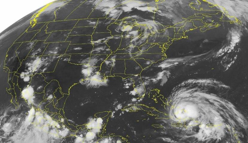La sacudida del suelo marino durante huracanes y otras tormentas fuertes puede sentirse como un sismo de magnitud 3,5 (AP).