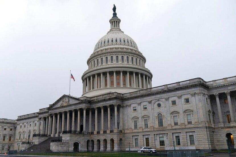 Fotografía de archivo del 24 de diciembre de 2020, del Capitolio de Estados Unidos en Washington.