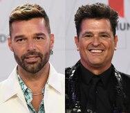 Ricky Martin y Carlos Vives llevan el sabor boricua a los Latin American Music Awards