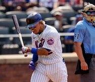 El boricua Francisco Lindor estuvo lejos de cumplir con las expectativas de la fanaticada de los Mets en la primera mitad de la temporada, tras firmar por $341 millones.