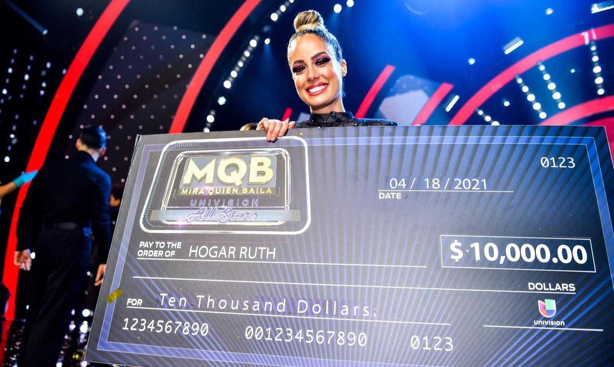 """Aleyda Ortiz anhela visitar el Hogar Ruth y dar el premio de """"Mira quién baila All Stars"""""""