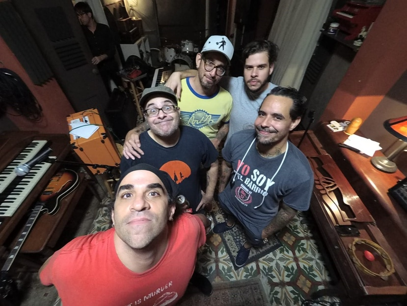 Memo, Joey, Joel, Abner y Gufi repasarán su trayectoria e interpretarán temas de sus cinco producciones discográficas. (Suministrada)