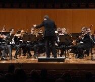A la Orquesta Sinfónica solo se le asignó $36,000 de presupuesto.