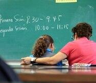 El 65% de los maestros que votaron en la consulta rechazaron la propuesta alterna que impulsaba la Asociación de Maestros y la Junta de Supervisión Fiscal.