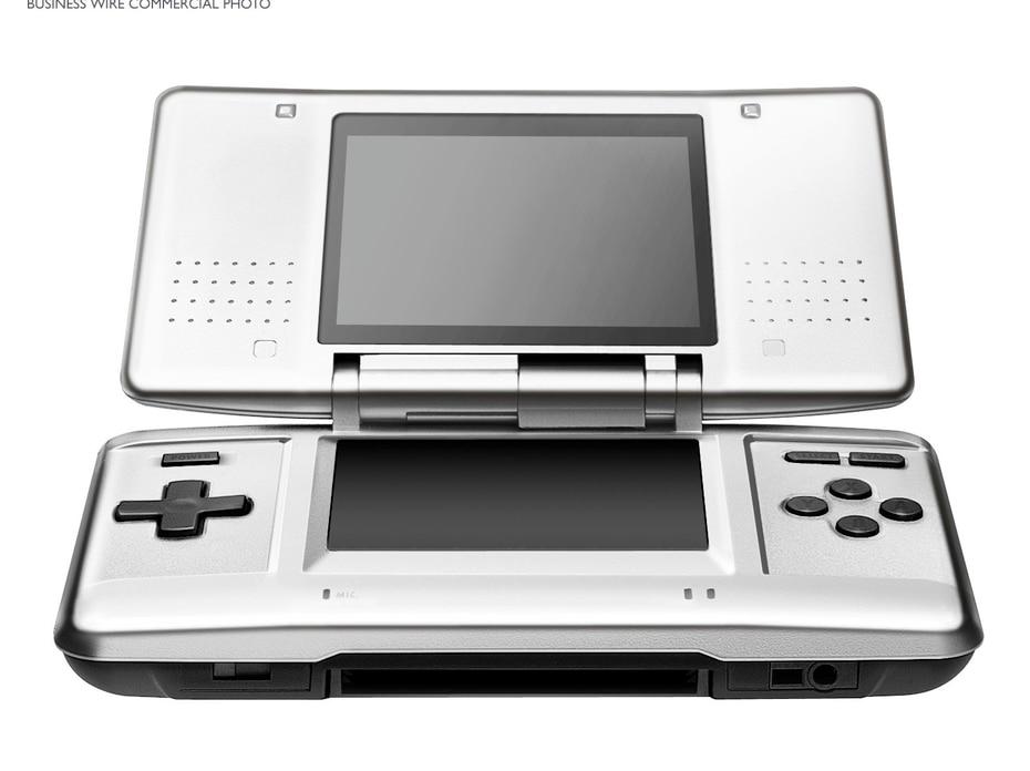 El Nintendo DS, la icónica consola que sucedió a Game Boy, debutó hace 15 años. (Archivo GFR Media)