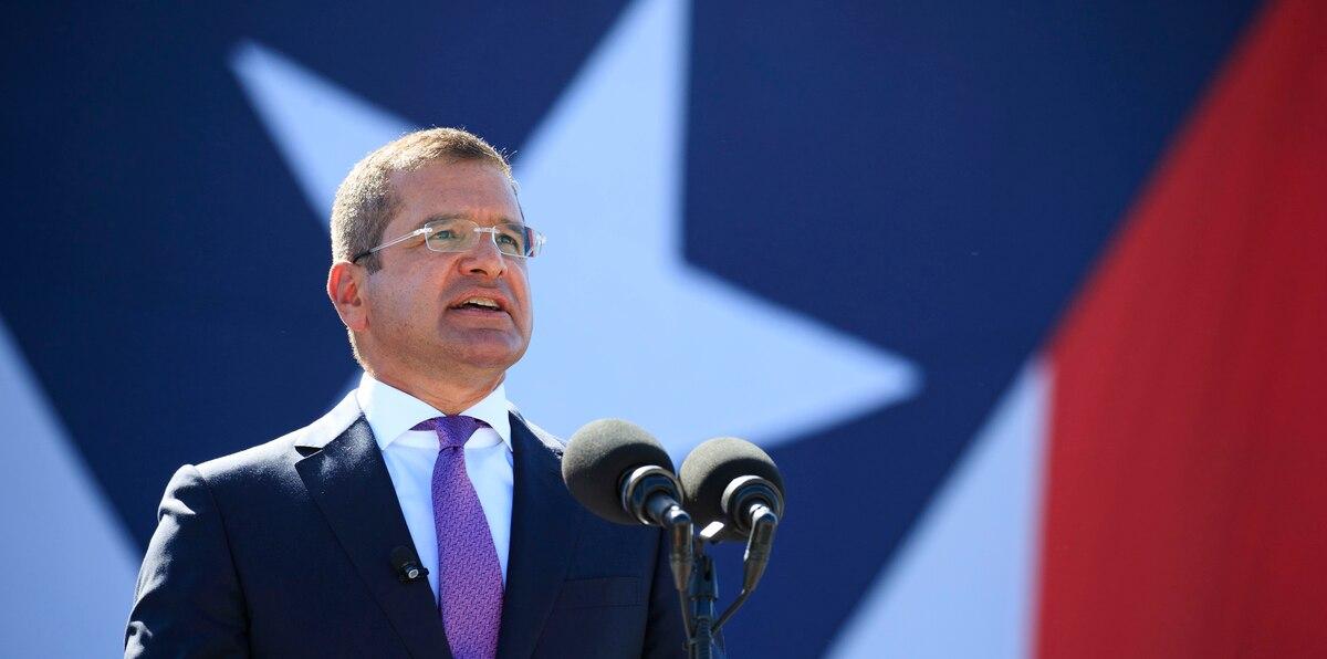 Así transcurrió la ceremonia de juramentación y toma de posesión del gobernador Pedro Pierluisi