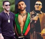 """Tito """"El Bambino"""", Manuel Turizo y Bad Bunny son algunos de los artistas que estrenaron canciones este fin de semana."""