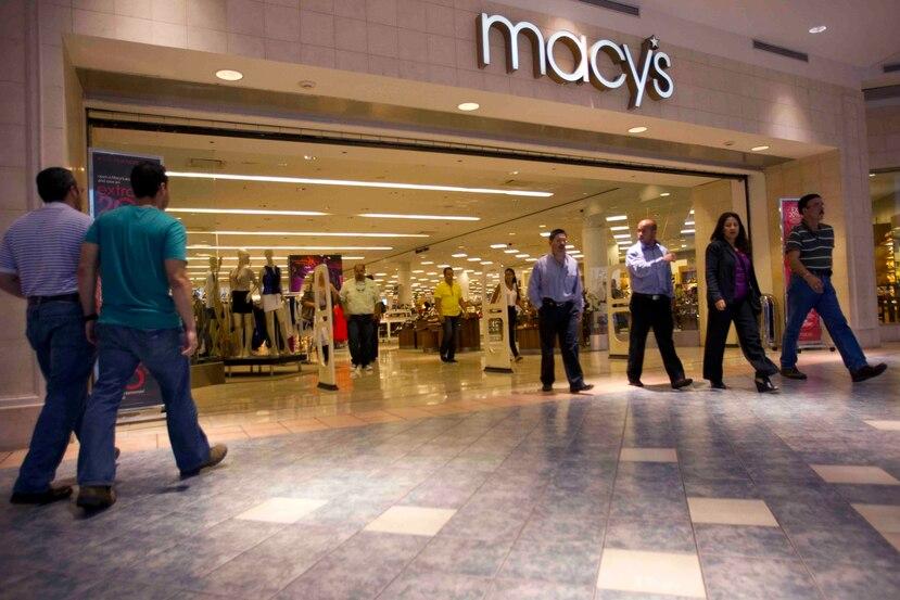 Macy's es una de las tiendas anclas de Plaza Las Américas y de Plaza del Caribe en Ponce. (GFR Media)