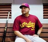 Rafy Chaves estará nuevamente como coach de lanzadores de los Indios de Mayagüez.