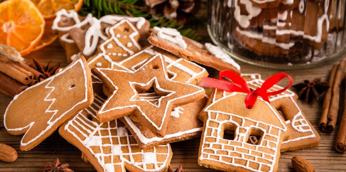 Receta de Navidad: galletas de jengibre