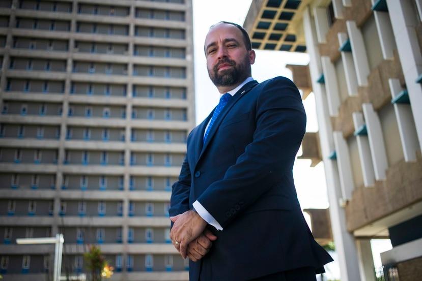 Omar Marrero, designado secretario de Estado.