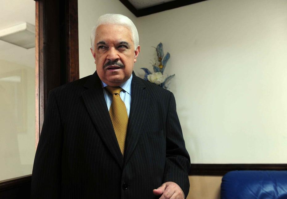 El exsenador fue director de la orquesta de César Concepción. (GFR Media)