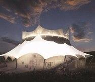 """El Teatro La Nouba será la casa del nuevo espectáculo de Cirque du Soleil y Disney, """"Drawn to Life"""". (Suministrada)"""