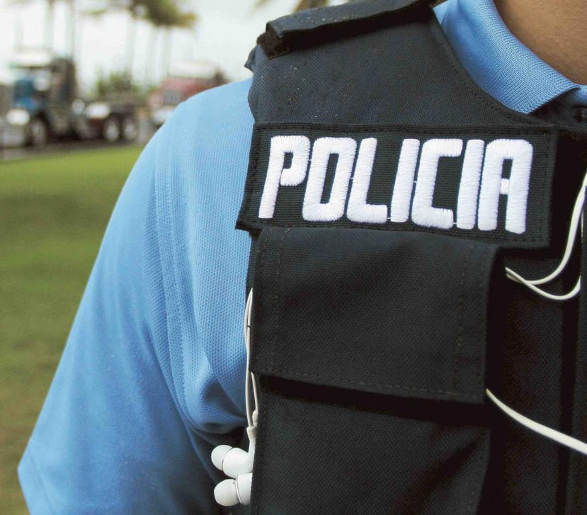 The Police Department has 13,822 active agents. (Archivo GFR Media)