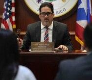 Joel Franqui Atiles, representante. (GFR Media)