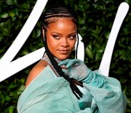 """Se espera que Rihanna  lance próximamente su noveno álbum, después de cinco años tras la publicación de su disco """"Anti"""", a comienzos de 2016. EFE/WIILL OLIVER"""