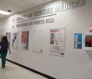 La facultad clínica de la Escuela de Medicina está compuesta por 480 médicos, quienes laboran junto a 445 galenos que se adiestran en 38 programas de residencia. (Archivo / GFR Media)