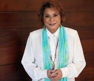 La cantante boricua Lucecita Benítez. (GFR Media)