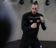 José Pedraza busca retomar su ruta hacia un título mundial.