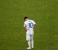 Lionel Messi y Argentina iban a ser uno de los anfitriones de la Copa América este verano. (AP)